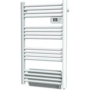 Cayenne radiateur sèche-serviette 500W + soufflerie 1000W (1500W) tubes ronds - Publicité