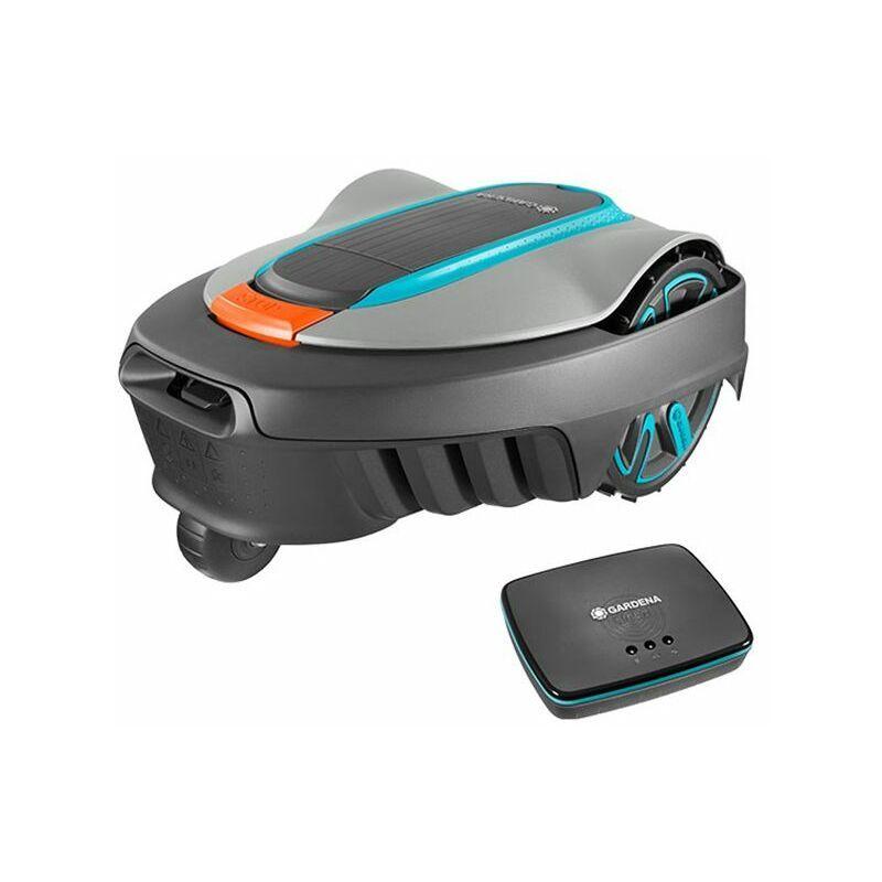 Gardena – Kit tondeuse robot smart SILENO city 500