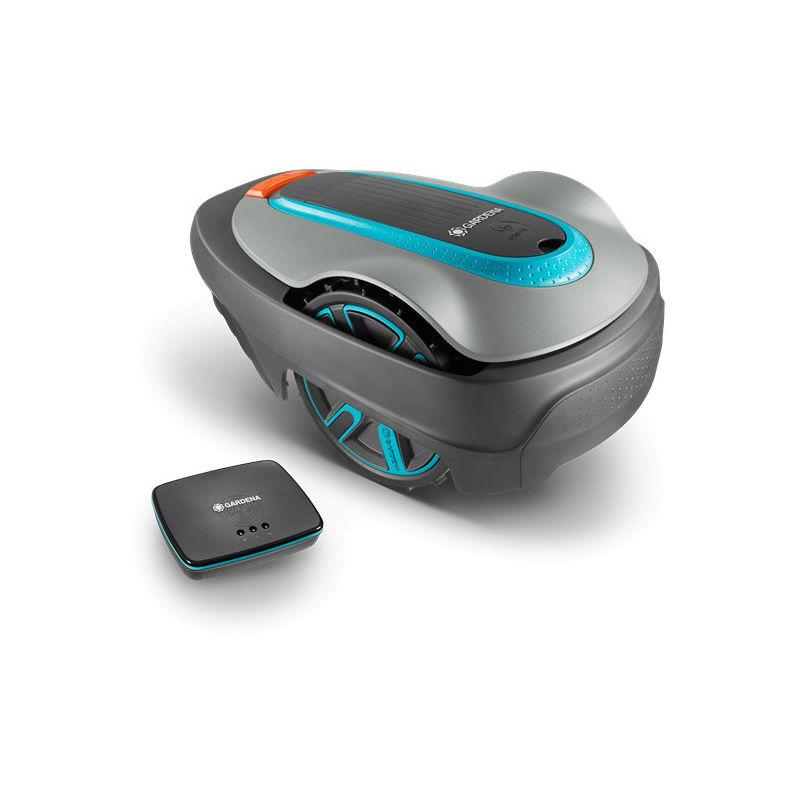 Gardena - Kit tondeuse robot smart SILENO city 500
