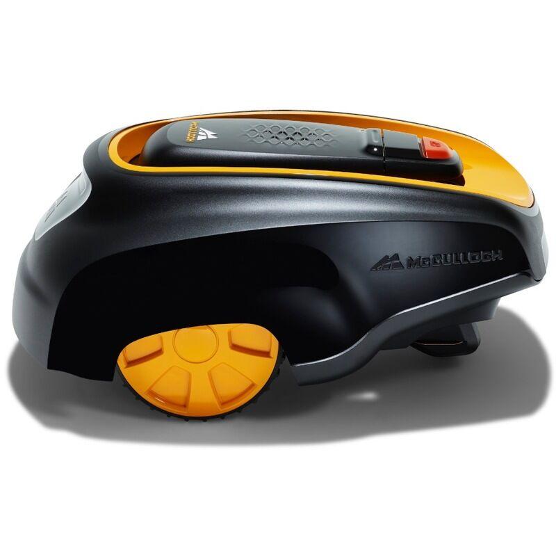 Mcculloch - Tondeuse à gazon sans fil robot ROB R1000