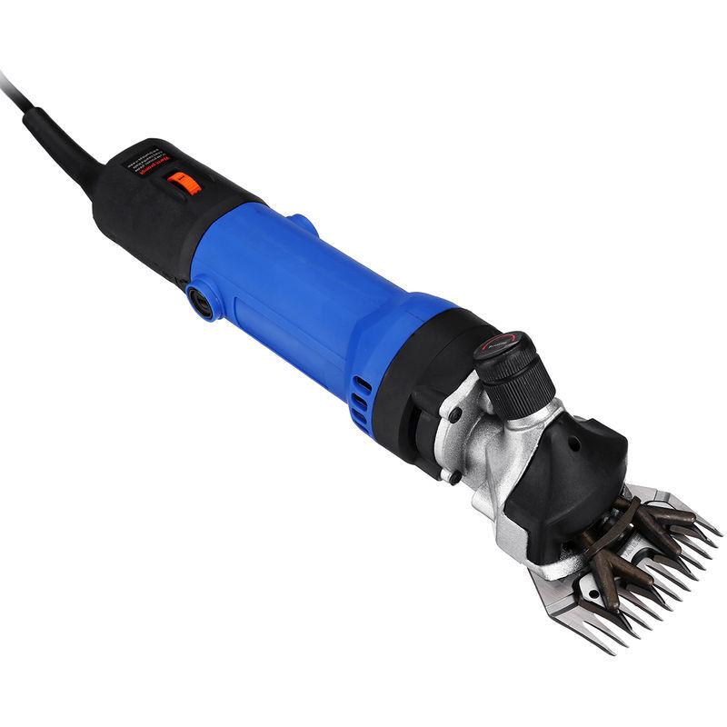AUGIENB 1080w Tondeuse Électrique Cisaille à Laine Mouton Ciseaux Outil