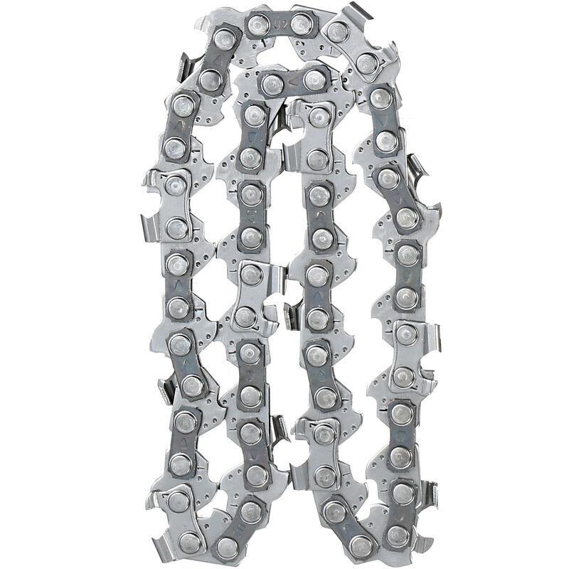 ASUPERMALL 4 Pouces En Acier Mini Scie A Chaine A Chaine Electrique Scie De Rechange