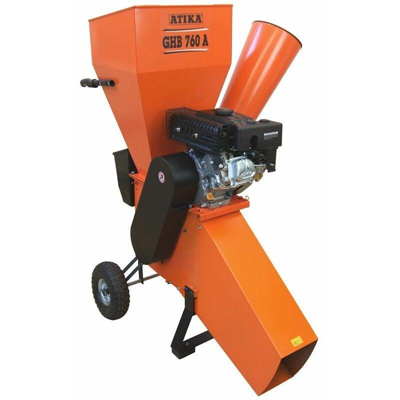 Atika GHB 760 A Broyeur de végétaux électrique - 4000W