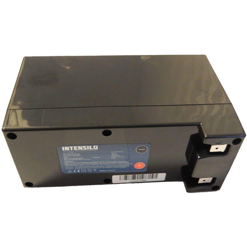 INTENSILO Batterie Li-Ion INTENSILO 9000mAh (25.2V) pour tondeuse robot Lawnbott Lb1200,