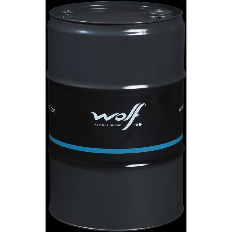 Bidon 60 litres d'huile paraffinique Wolf HYDRAULIC HV ISO 32 8305283
