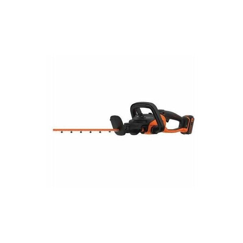 BLACK + DECKER Black+decker - BLACK & DECKER Taille-haies 2 en 1 -45cm - 18V - 2Ah - Sans fil