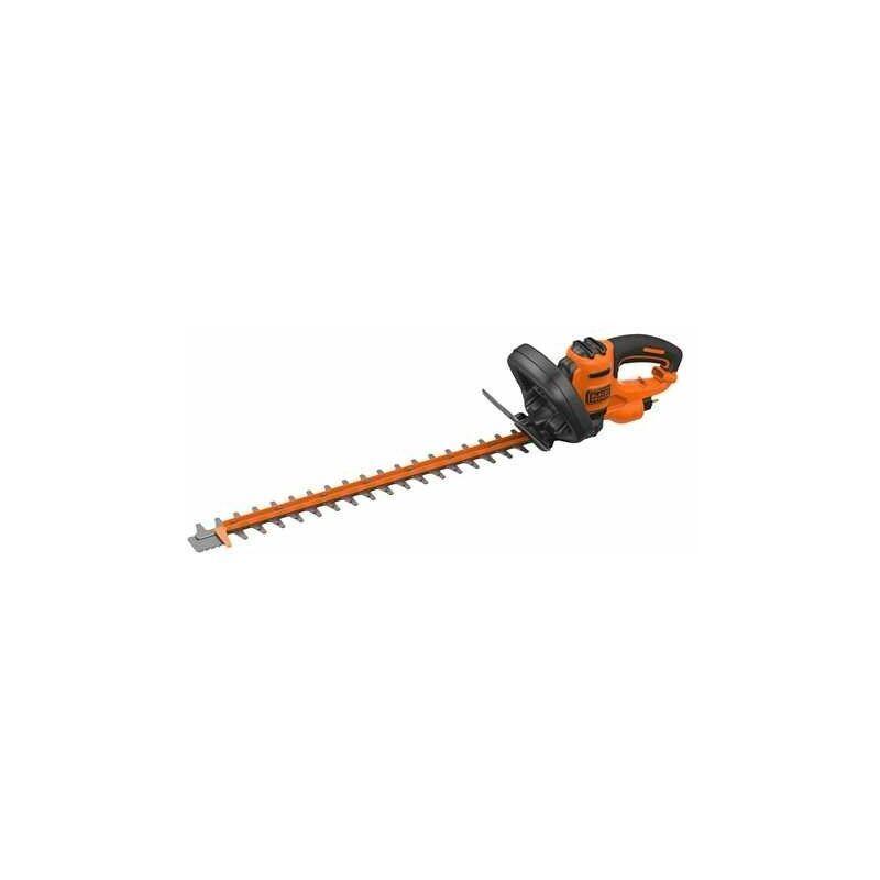 Black & Decker 550W/60cm Taille-haie électrique - BEHTS451-QS