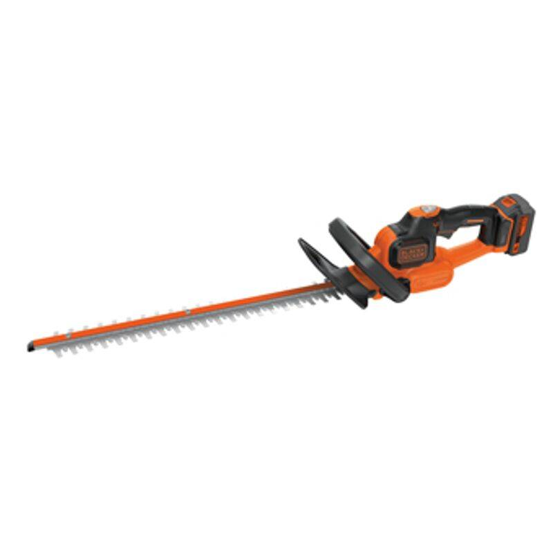 BLACK & DECKER Black&decker; - Taille haie sur accu Black + Decker 'GTC18504PC-QW' 18 V