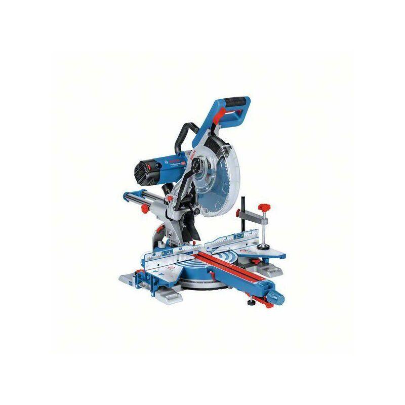 Bosch Professional Scie à onglets radiale GCM 350-254, 1 800 W - 0601B22600