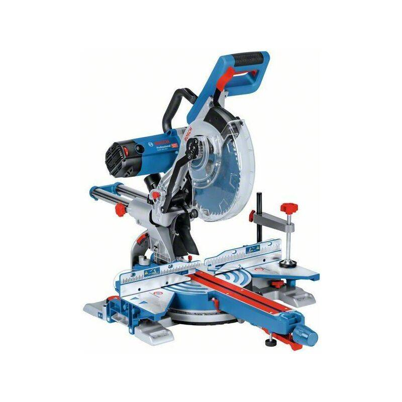 Bosch Professional Scie à onglets radiale GCM 350-254, 1 800 W - 0601B22600