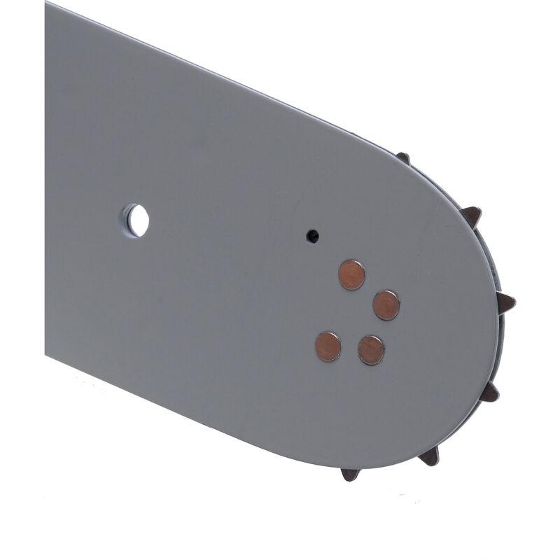 Jardiaffaires – Combo guide 50cm + 4 chaines Pro 3/8 1,5mm = Oregon 208VXLHD009 + 73-72E
