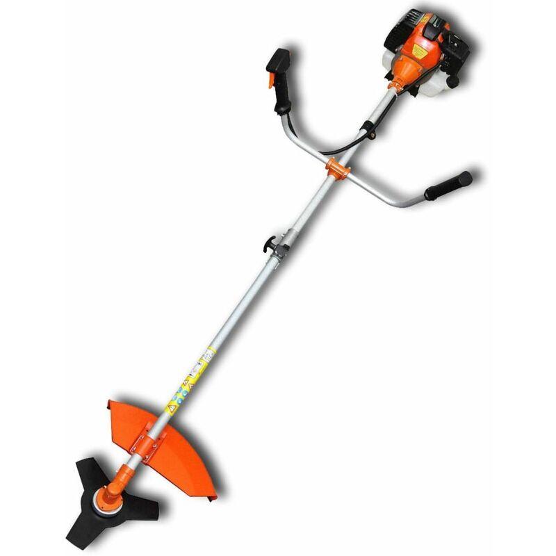 Youthup – Débroussailleuse 51,7 cc Orange 2,2 kW