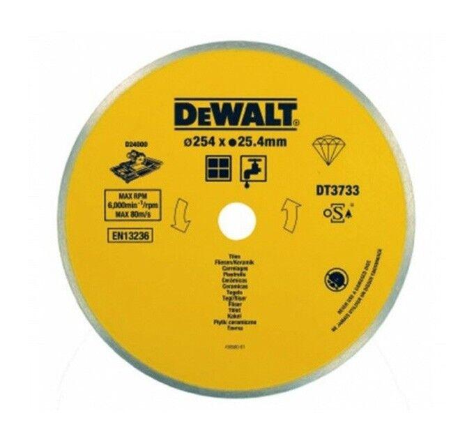 Dewalt - DT3733 Lame de scie à carrelage - Céramique