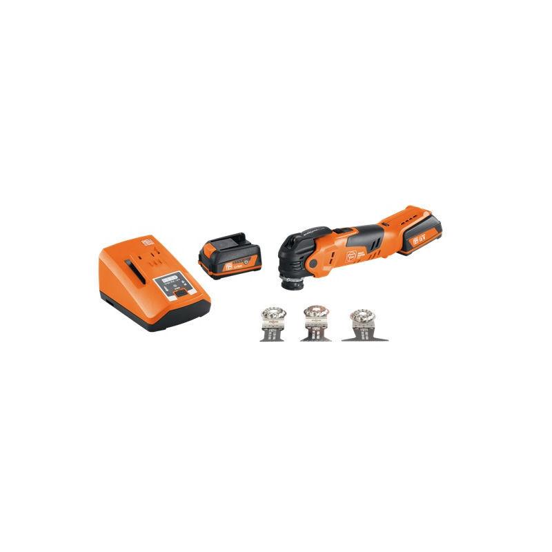 FEIN Multimaster sans fil AMM 300 Plus Start FEIN avec batterie - 71293261000
