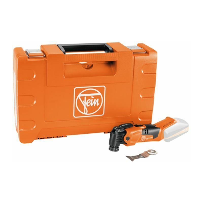 Fein Machine oscillante MULTIMASTER sans fil AMM 500 Plus Select, sans batterie