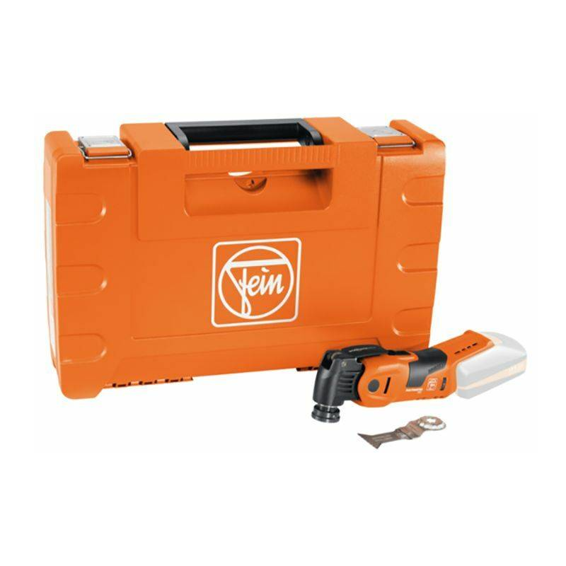 Fein Machine oscillante MULTIMASTER sans fil AMM 700 Max Select, sans batterie