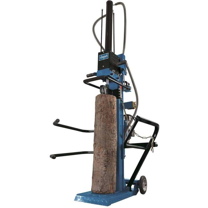 Fendeur De Buches Electrique Vertical 10 Tonnes 3700W Scheppach Hl1020