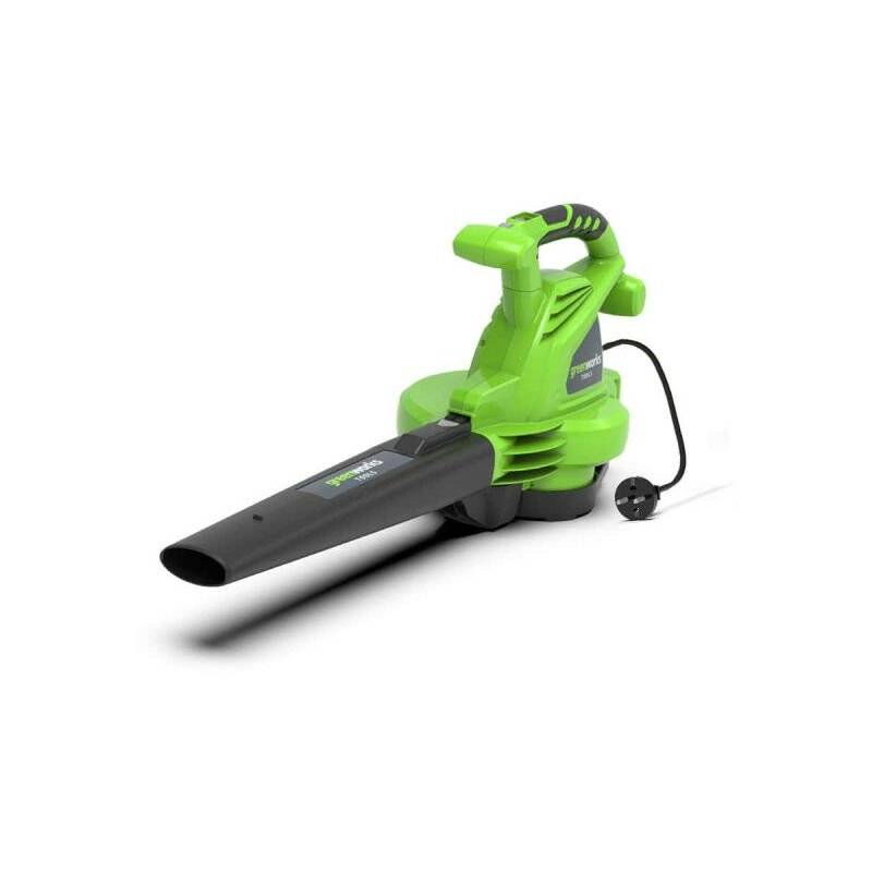 souffleur électrique GREENWORKS 2800W – GBV2800