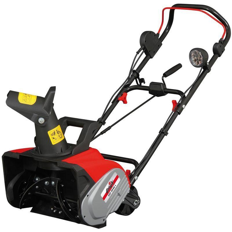 Grizzly Tools Souffleuse à neige électrique ESF 2046 L