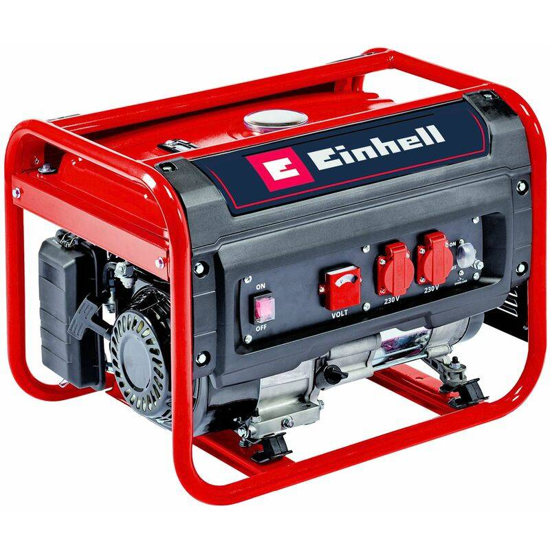 EINHELL TC-PG 25/E5 - Groupe électrogène - essence - 4 temps - 2400 watt - Einhell