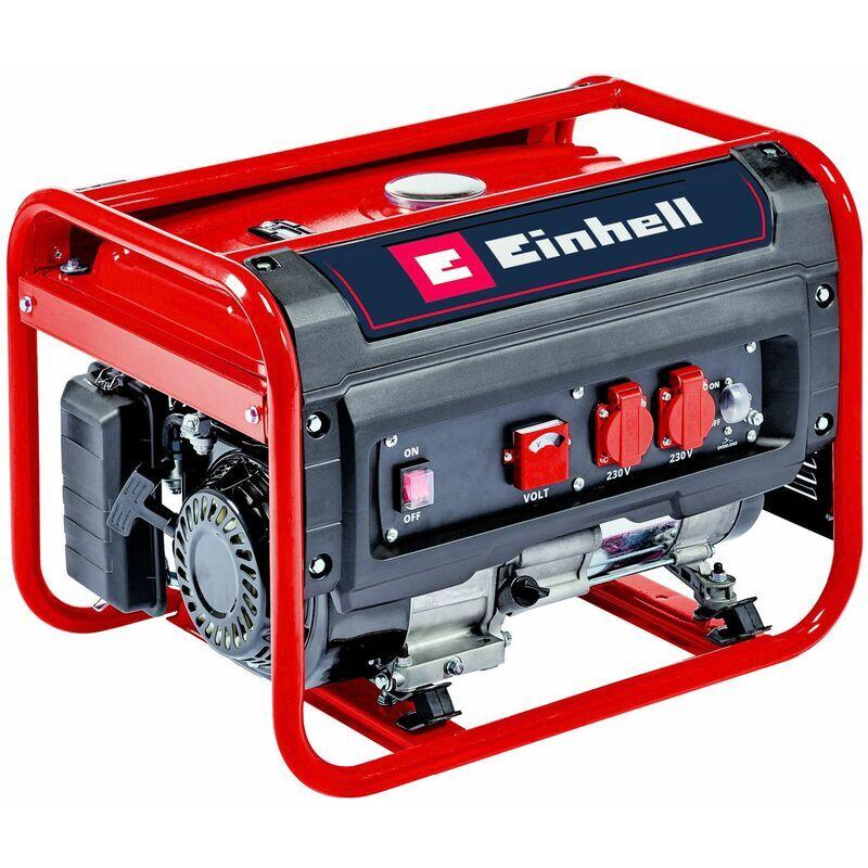 Einhell TC-PG 25/E5 - Groupe électrogène - essence - 4 temps - 2400 watt