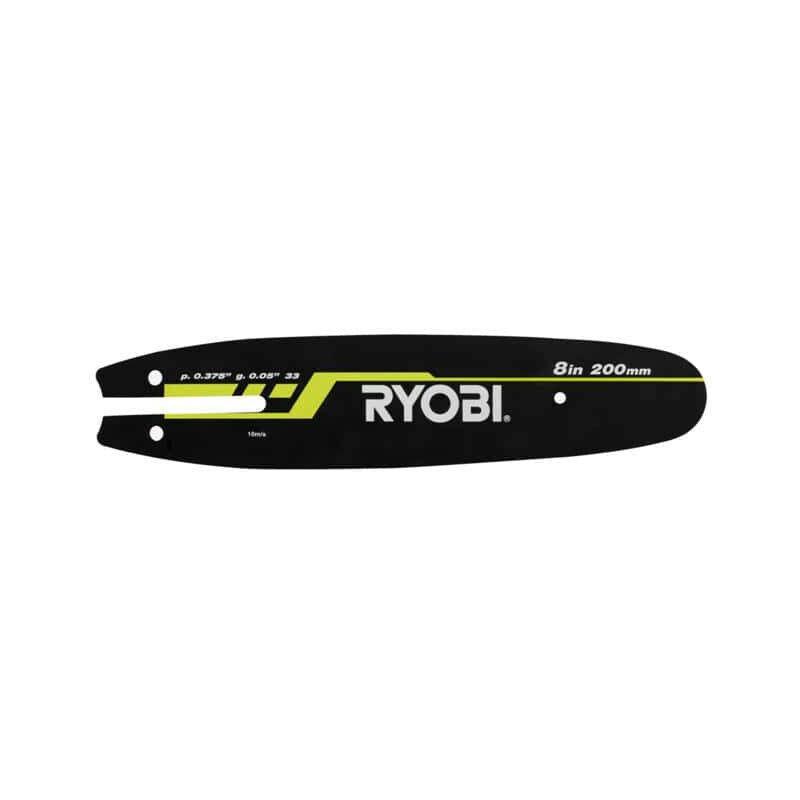 RYOBI Guide 20cm pour élagueurs sur perche électriques RAC243 - Ryobi