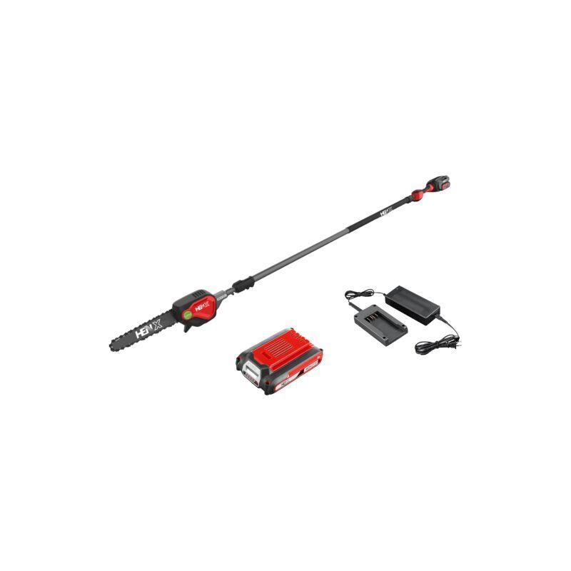 HENX 40 Volt Li-Ion scie ˆ poteau- Kit de dŽmarrage – HENX GARDEN