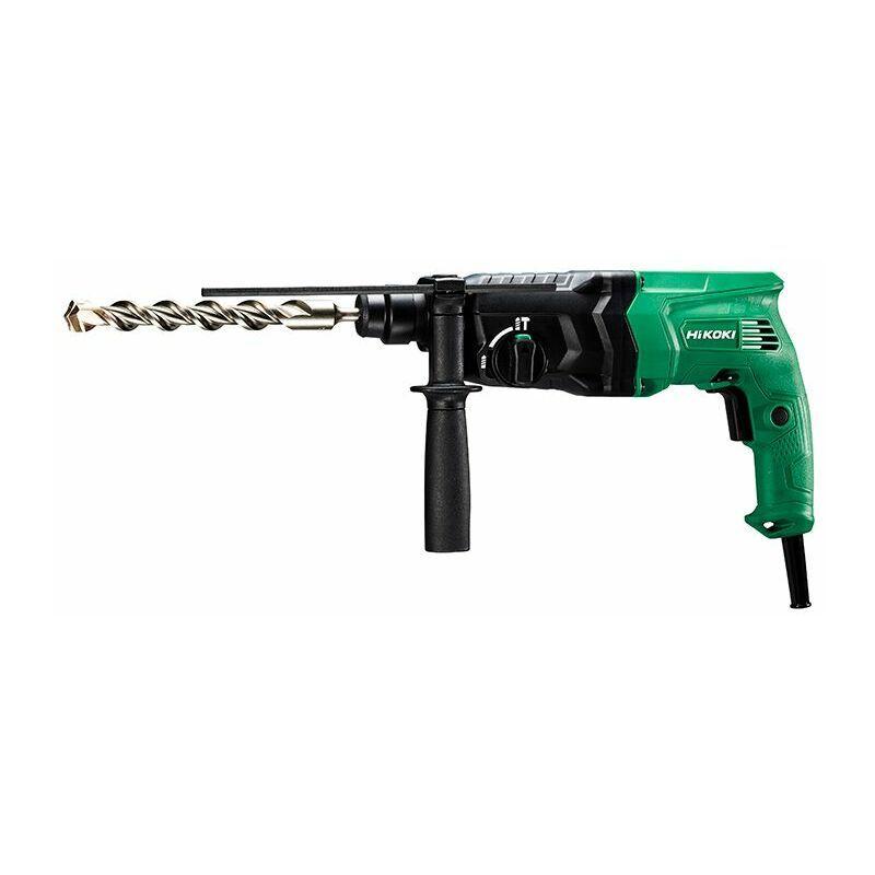 HiKOKI DH24PG2WSZ - Perforateur burineur - 24 mm - 730 W - 2,7 Joule (EPTA)