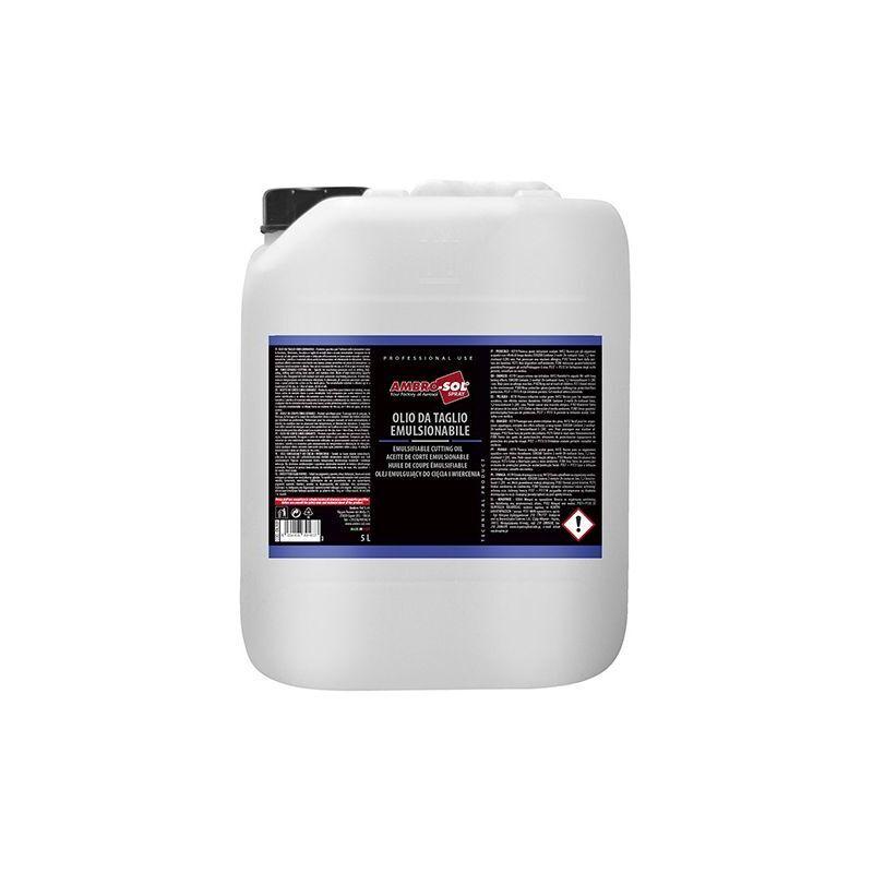Huile de coupe émulsifialble 5 litres – OL107 – – Ambro-sol