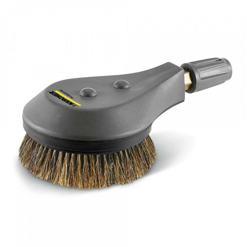 Karcher – Brosse de lavage rotative pour appareils inférieur 800 l/h, poils naturels – 41130030