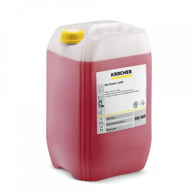 Détergent pour jantes acide RM 800 ASF 20 litres – 62954410 – Karcher