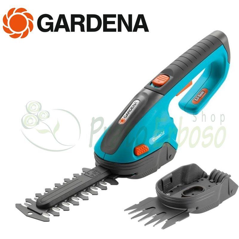 Gardena – 8887-20 – Set de Ciseaux pour l'herbe et pour bossi ClassicCut