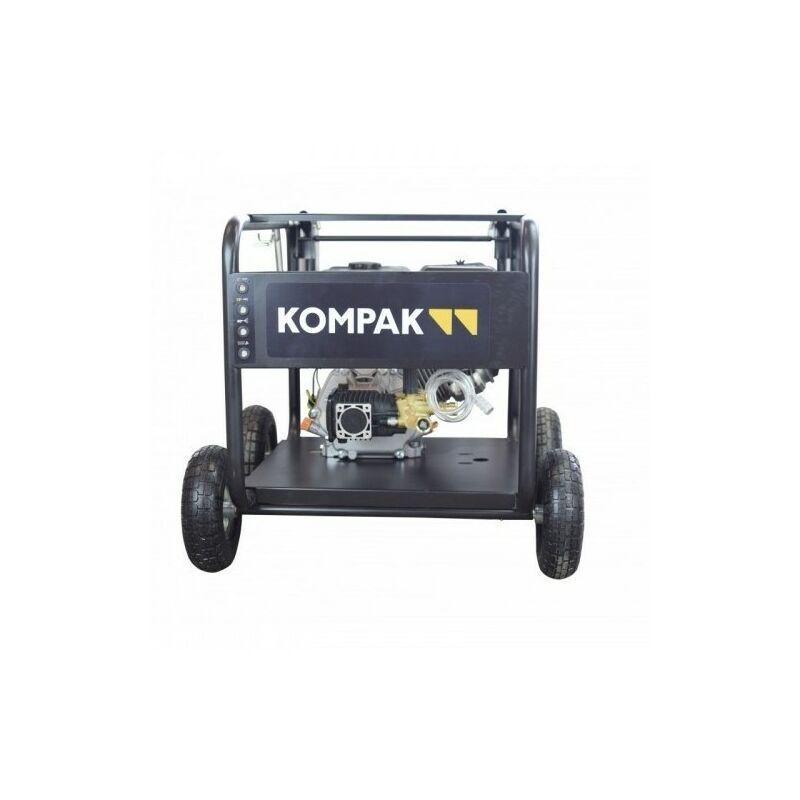 Kompak Nettoyeur haute-pression Thermique KPW4000 15ch 270bars – noir