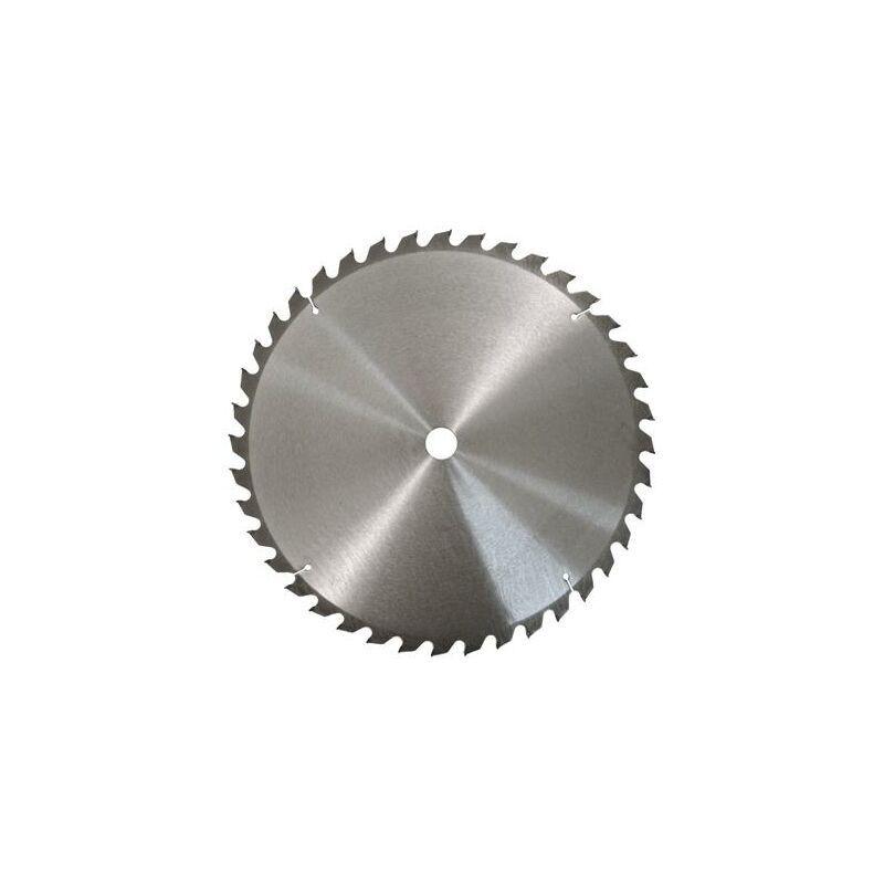 Ribimex - Lame carbure pour bois, diamètre 600, alésage 30