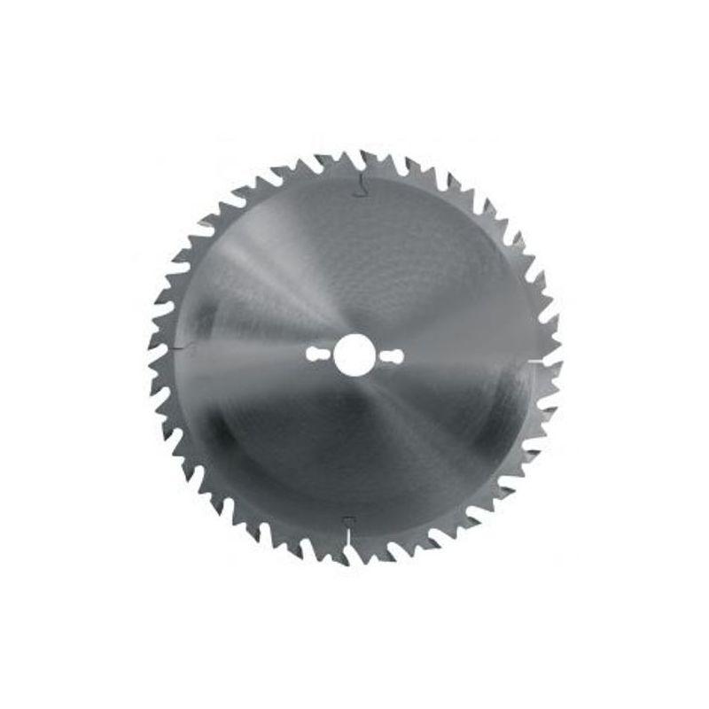 PROBOIS Lame de scie à buches carbure 450 mm - 40 dents pour le bois de chauffage