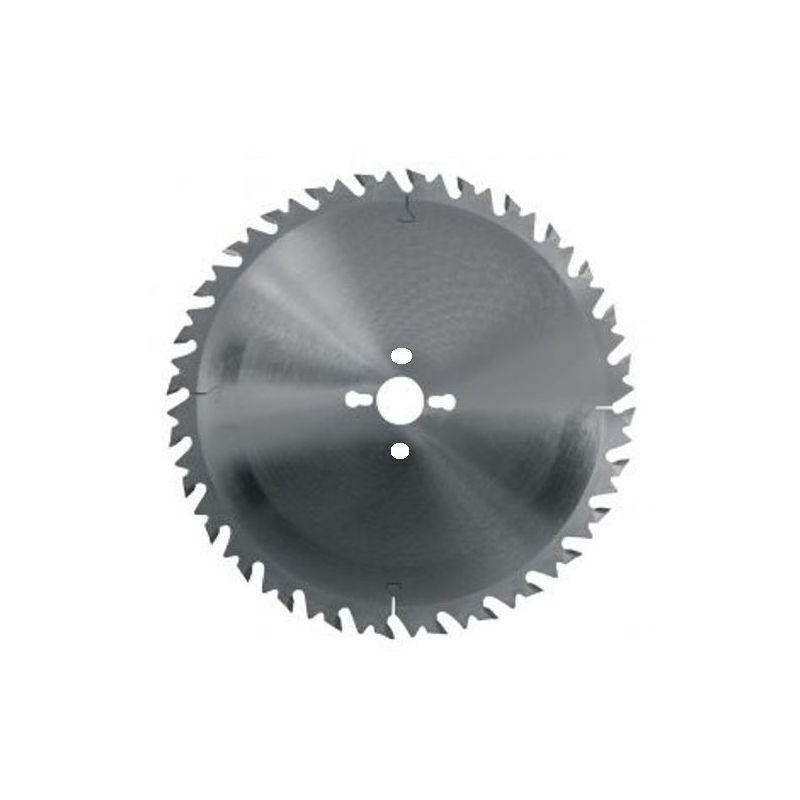PROBOIS Lame de scie à buches carbure 500 mm - 44 dents spécial machine Gaubert et Séca