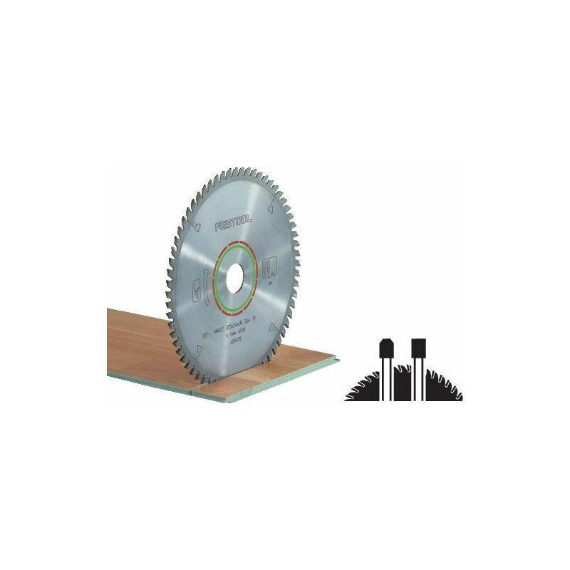 Festool Lame de scie spéciale 190x2,6x30 TF54 - 489458