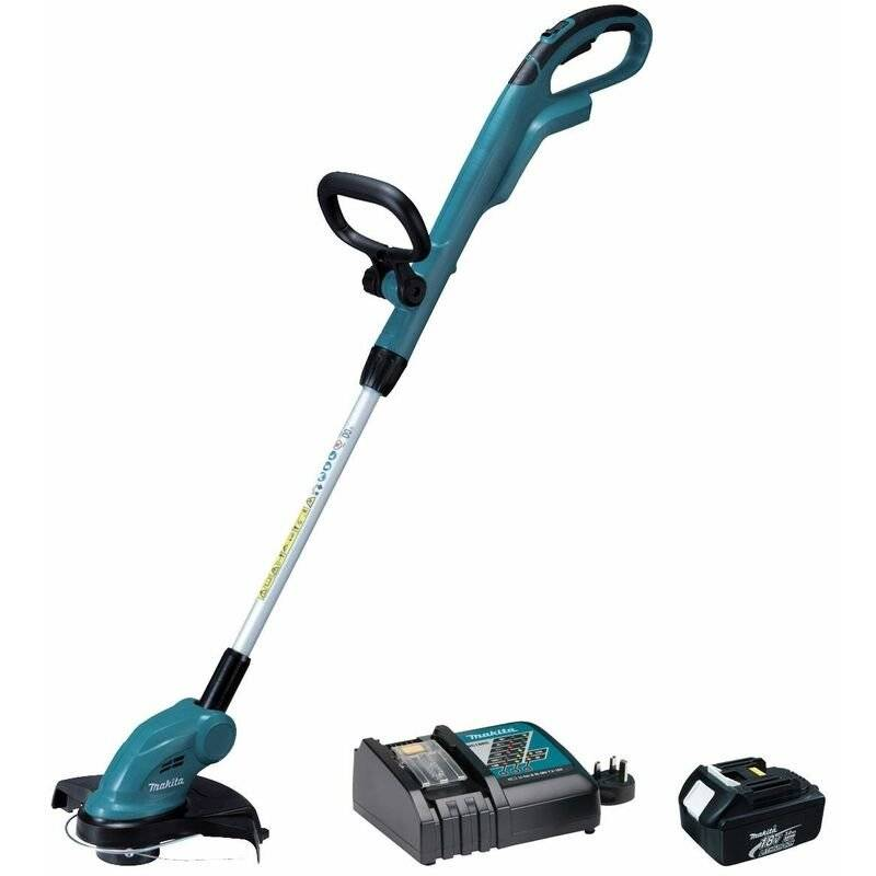 Makita DUR181RF - Coupe-herbe à batteries 18V Li-Ion (1x batterie 3.0Ah)