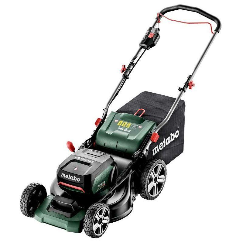 Metabo Tondeuse sans fil RM 36-18 LTX BL 46, carton, sans batterie, ni chargeur