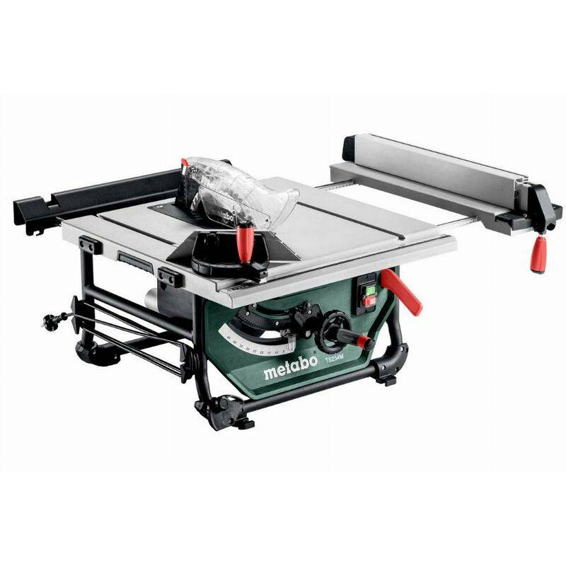 METABO Scie sur table filaire TS 254 M METABO - 610254000