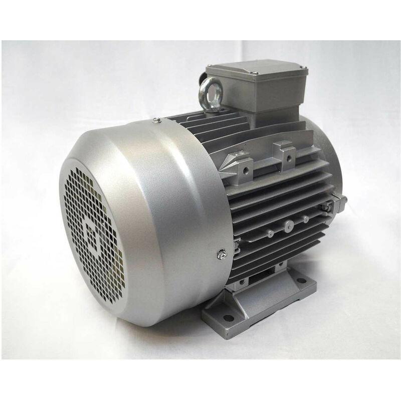 Almo – Moteur électrique triphasé 230/400V, 5.5Kw, 1000 tr/mn