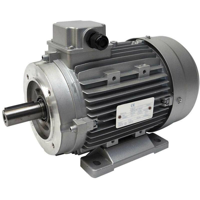 Almo – Moteur électrique triphasé 230/400V, 5.5Kw, 1000 tr/mn – B14