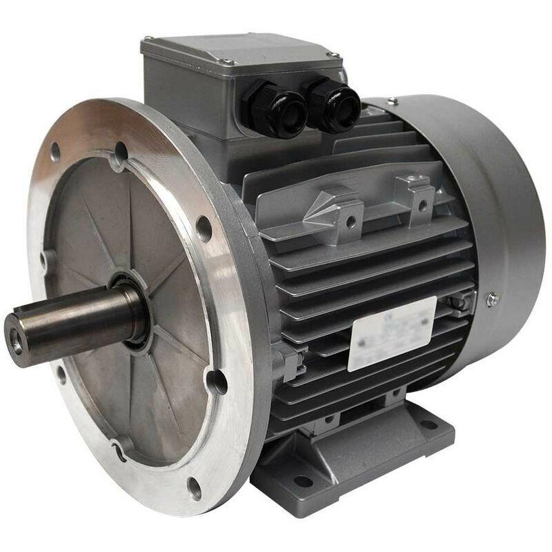 Almo – Moteur électrique triphasé 230/400V, 5.5Kw, 1000 tr/mn – B35