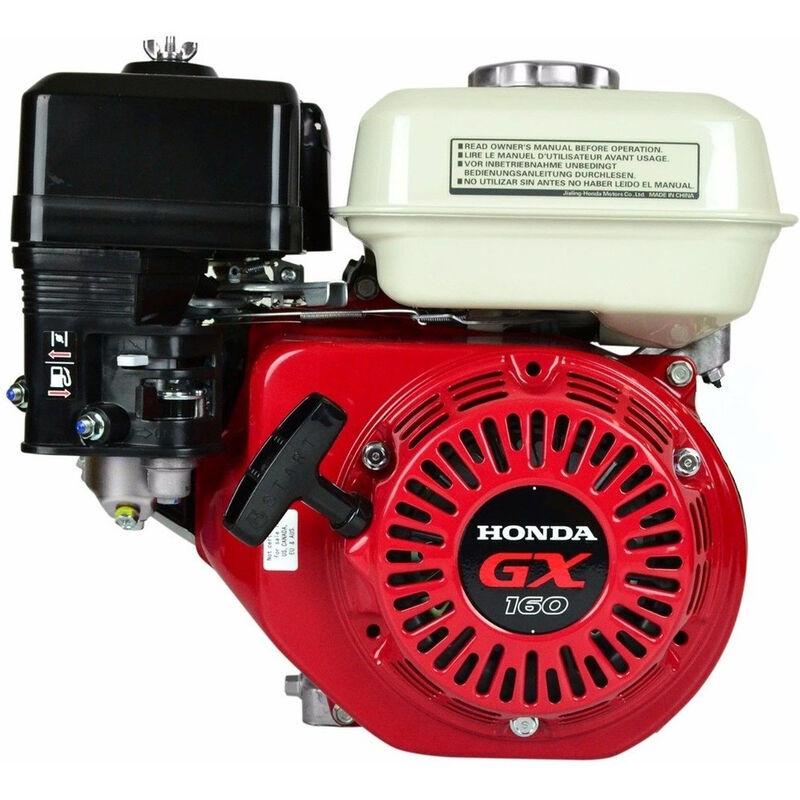 Honda Engines – Moteur Honda GX160QHB1 163 cc pour motoculteur, motobineuse et bétonnière