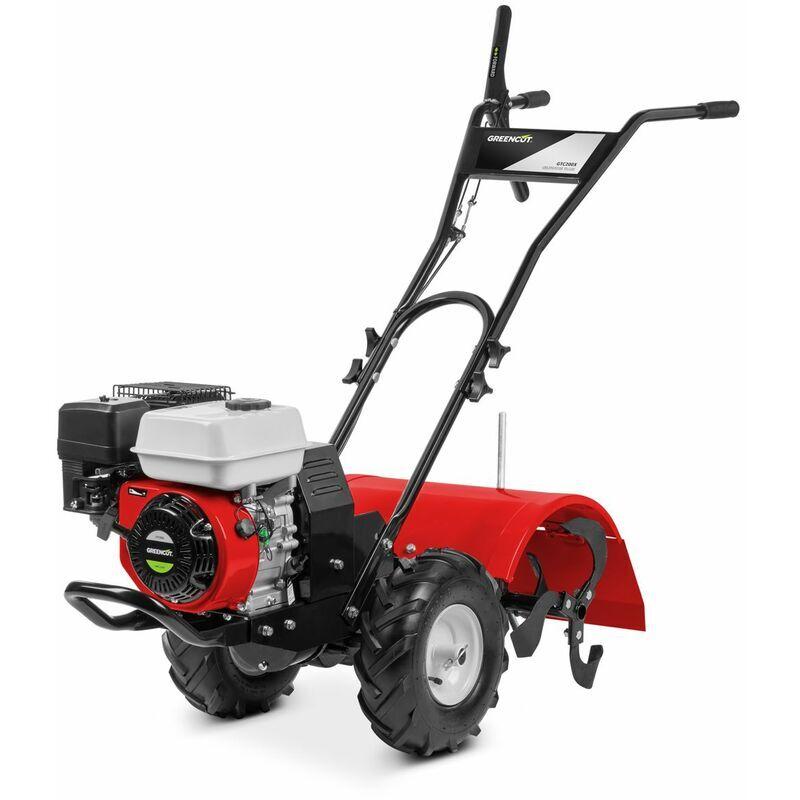 Motoculteur 6,5cv 50cm largeur de travail – GREENCUT