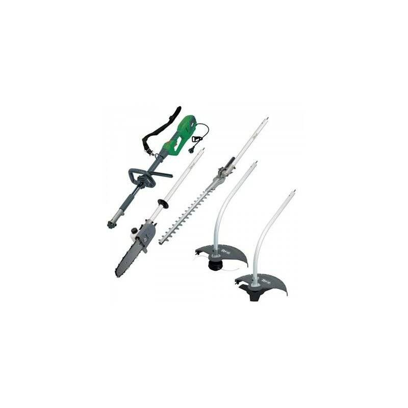 Ribimex - Outil multifonctions 4 en 1 électrique 800 W, PR4EN1ELEC