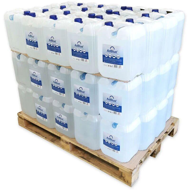 Oc-pro – PALETTE 630 L AdBlue SMB, 63 X 10 LITRES BEC VERSEUR, AD Blue / GPNox