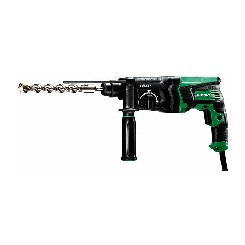 Hitachi - HiKOKI DH28PCY2WSZ - Perforateur burineur SDS+ - 28 mm - 850 W - 3.0
