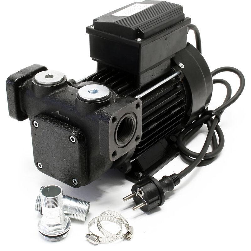 WILTEC Pompe Diesel Auto aspirante 100l/min 750W 230V Hauteur d'aspiration 3m Fuel