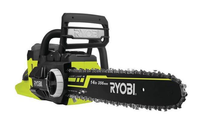Ryobi – Tronçonneuse à batterie 36V 5Ah Li-Ion 35cm – RCS36X3550HI – TNT